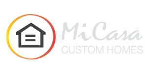 Micasa custom homes LLC - logo