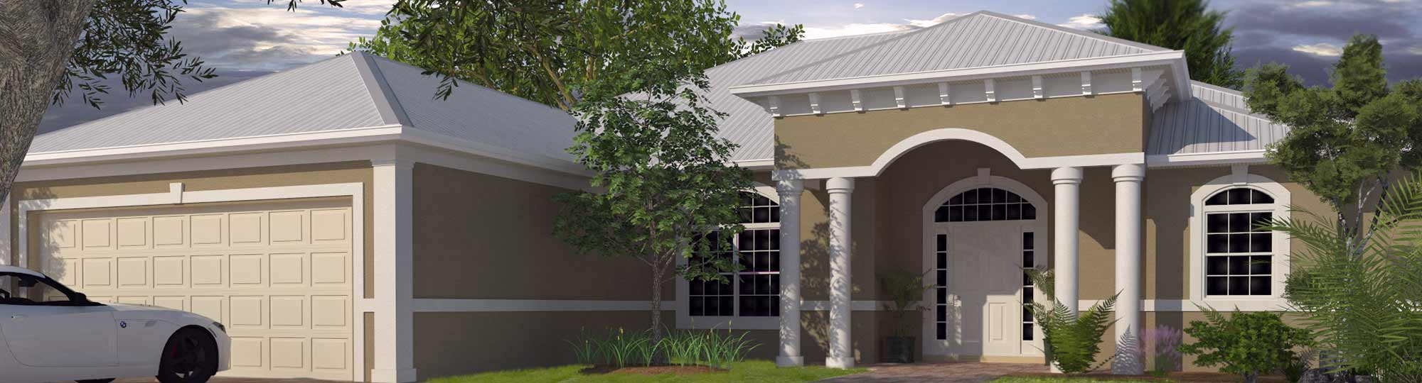The Chatham - custom home in Port St Lucie Florida