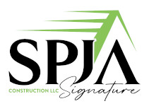 SPJA construction logo, General Contractor in  West Palm Beach, FL